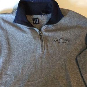 Men's gray gap sweatshirt